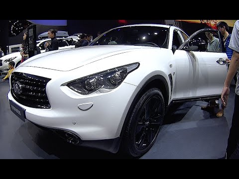 new infiniti qx70 s 2016 2017 video interior exterior. Black Bedroom Furniture Sets. Home Design Ideas