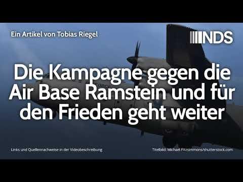 Die Kampagne gegen die Air Base Ramstein und für den Frieden geht weiter   Tobias Riegel   18.12.19