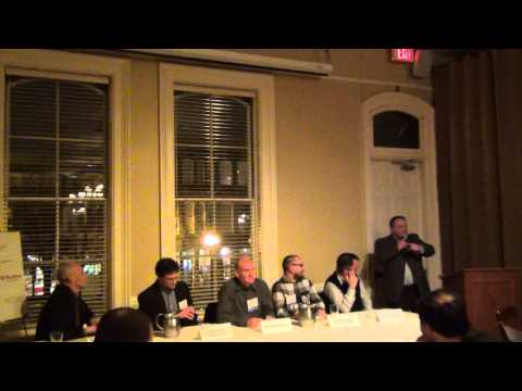 Dev Forum: Product Planning in an Agile World - January 31, 2013