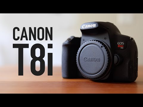Canon Rebel T8i (850D) - The Best Selling Camera No One Will Care About