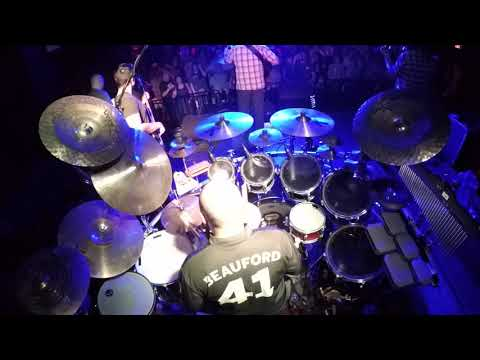 Grey Street - Dave Matthews Tribute Band - 82418 - Adam Parker Drums