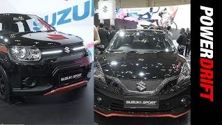 Ignis Suzuki Sport & Baleno Suzuki Sport: Maruti, can we have them? : PowerDrift