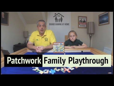 Patchwork Family Playthrough & Camera Test