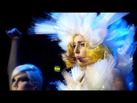 HD Lady GaGa  So Happy I Could Die  2010  The Monster Ball Tour