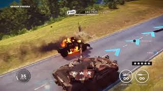 Gambar cover Just Cause 3 Car Chase Compilation [PS4]