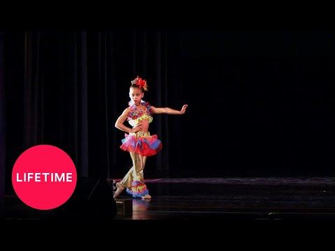 Dance Moms: Asia's Wardrobe Mishap (Season 3 Flashback)   Lifetime