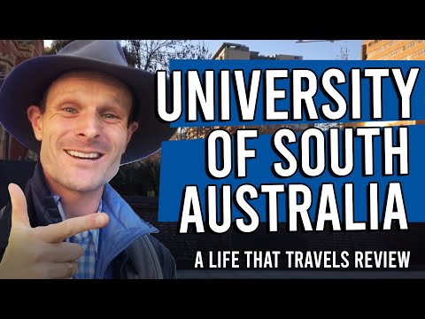 The University Of South Australia [An Unbiased Review By A Life That Travels]
