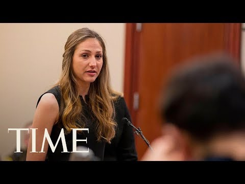 Sexual Abuse Victims Confront Larry Nassar In Court: 'Little Girls Don't Stay Little Forever' | TIME