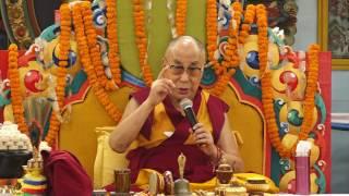 Далай-лама открыл монгольский храм в Бодхгае