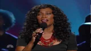 "Yolanda Adams - ""I Love The Lord"" (Tribute to Whitney Houston) (Live at the 43rd NAACP Image Awards)"
