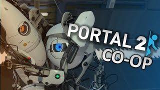 """Совместное прохождение """"Portal 2"""""""