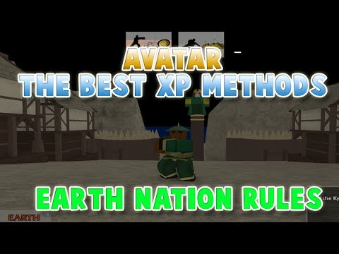 HOW TO LEVEL UP CRAZY FAST | Roblox | Avatar: The Last Airbender