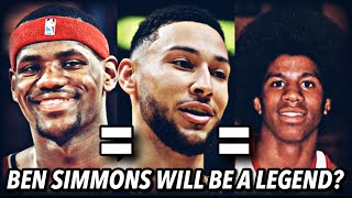 Ben Simmons Will Be A Top 5 Player. Here's Why