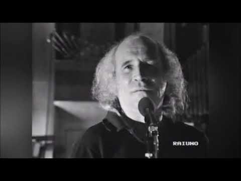Léo Ferré - Avec le temps (live 1971)