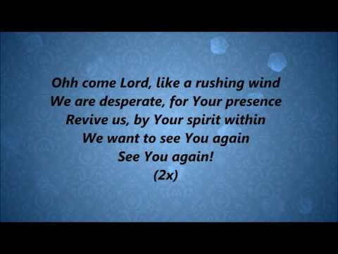 Anthony Evans - See You Again (Lyrics)