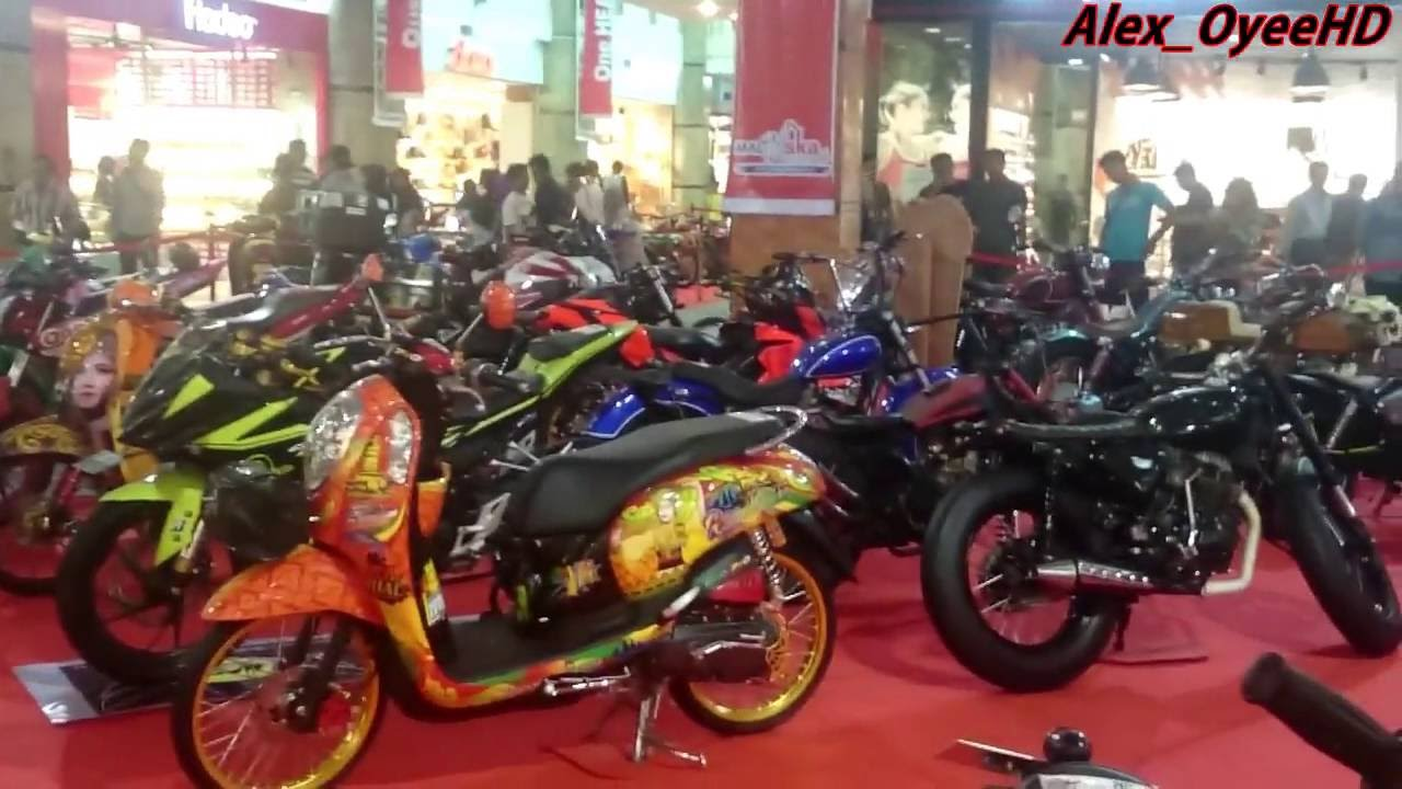 Bengkel Modifikasi Motor Matic Di Pekanbaru Kawan Modifikasi
