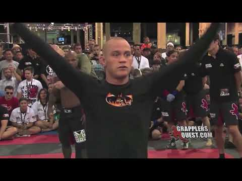 Classic Jeff Glover & Bill Cooper Highlight at Grapplers Quest by Brian Cimins to Matisyahu One Day