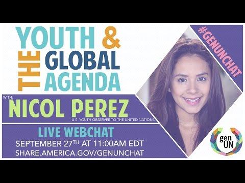 Youth & the Global Agenda
