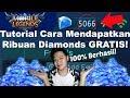 Cara Mendapatkan RIBUAN DIAMONDS GRATIS di MOBILE LEGENDS! (100% Berhasil!)