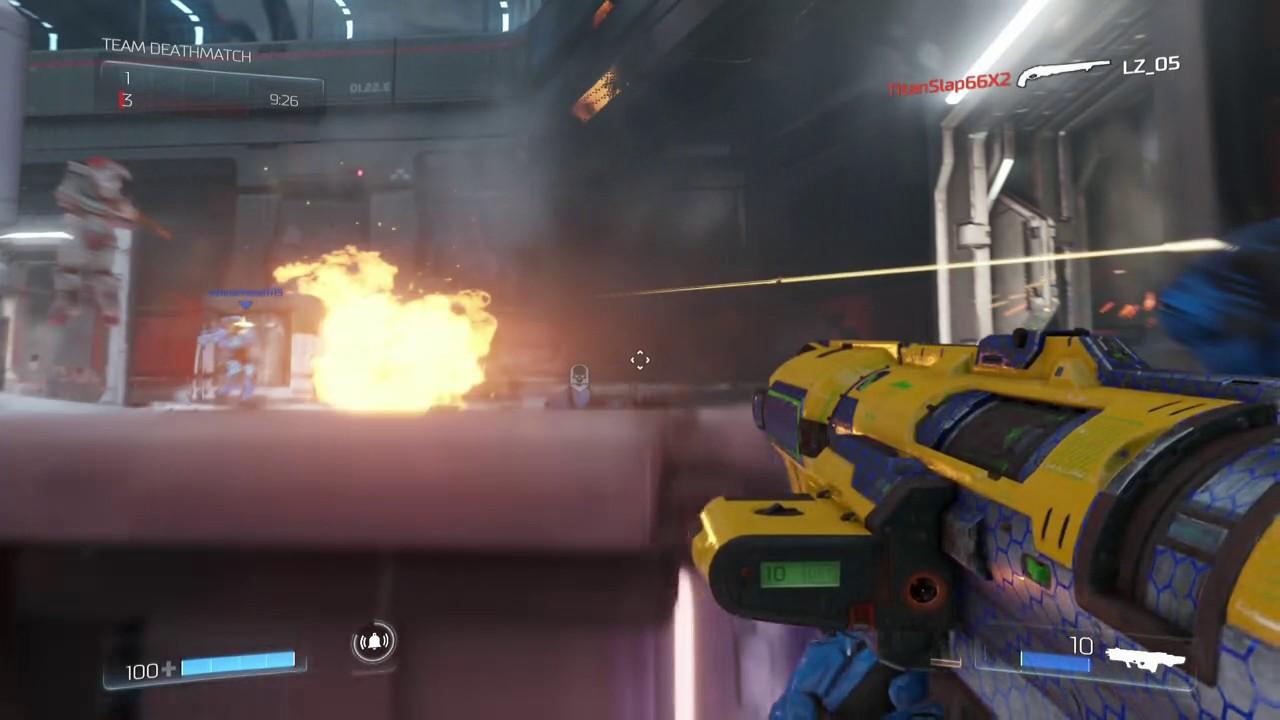 doom ps4 multiplayer