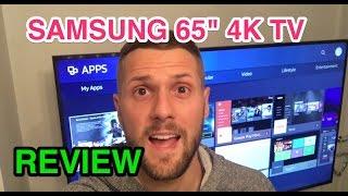 Samsung Ultra HD 4K 65