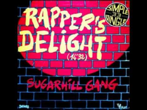 Sugarhill Gang - Rappers delight (Instrumental).wmv