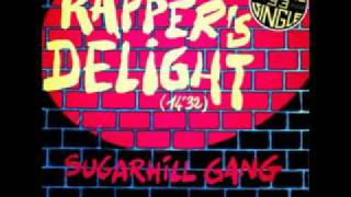 Sugarhill Gang - Rappers delight (Instrumental).wmv