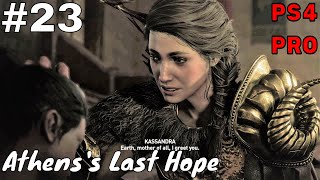 ASSASSIN'S CREED ODYSSEY Gameplay Walkthrough No Commentary [Part 23]