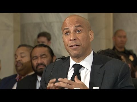 Sen. Cory Booker: Our next attorney general must bring hope and healing to our country