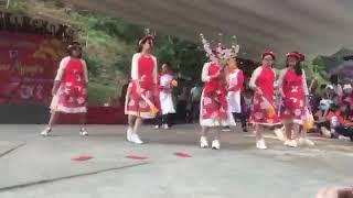 Bài múa TẾT NGUYÊN ĐÁNG 12a2 khóa 13 THPT NGUYỄN HỮU TIẾN