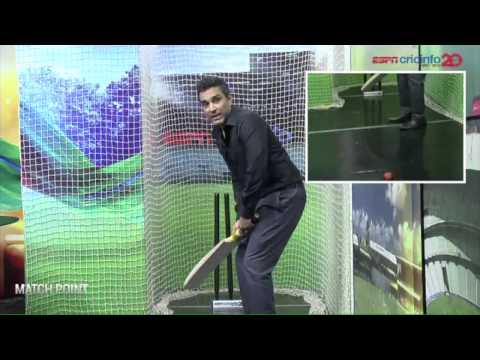 Analysing Hashim Amla's batting technique   Matchpoint