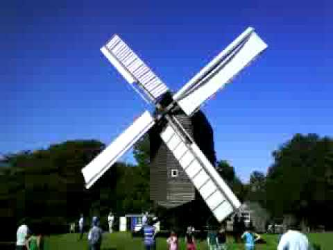 nutley windmill sails turning