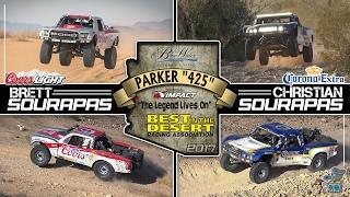Sourapas Motorsports Parker 425 2017