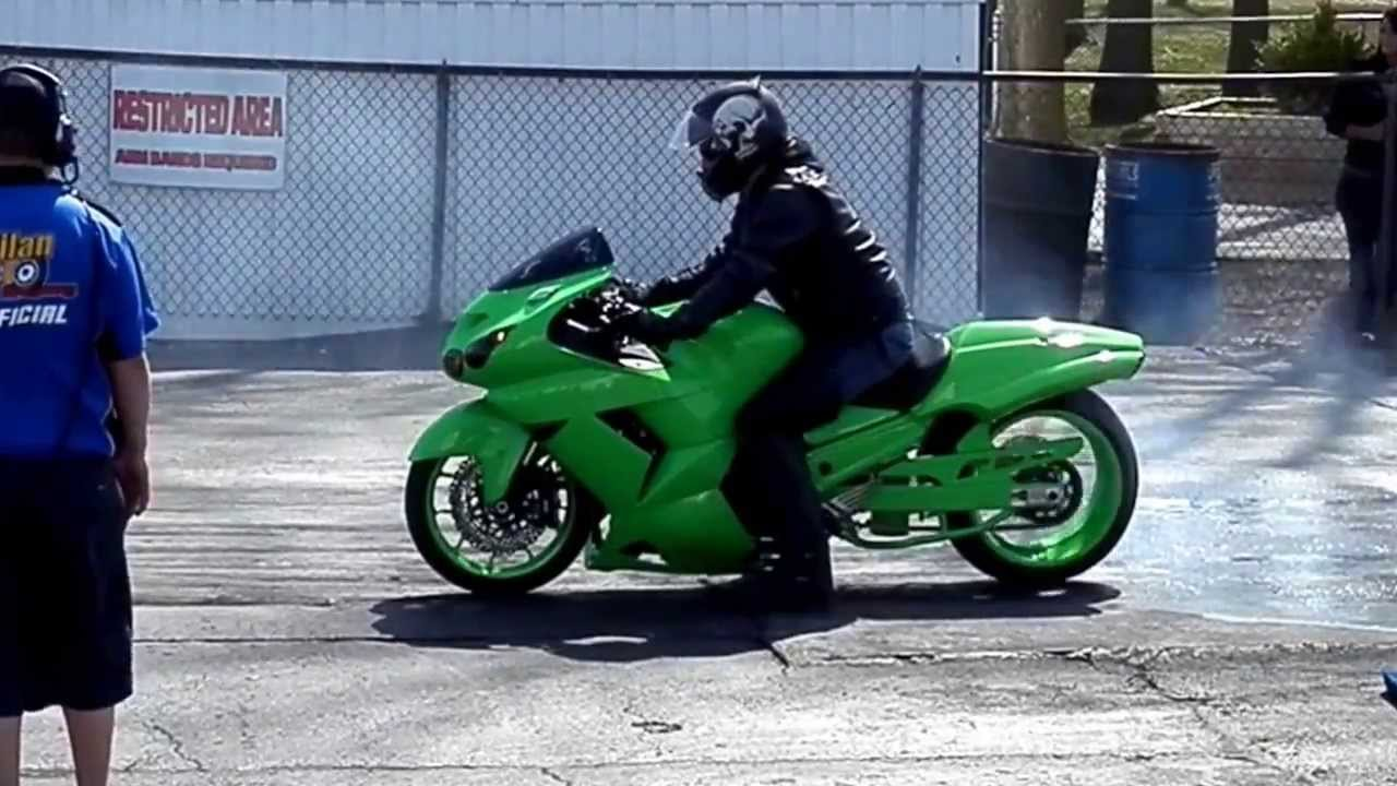 pictures of green machine