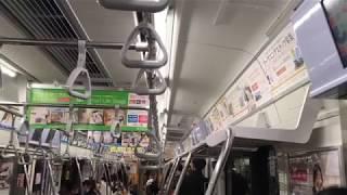 【東芝IEGT】東急6000系新デハ6300形(7連化増結車)走行音
