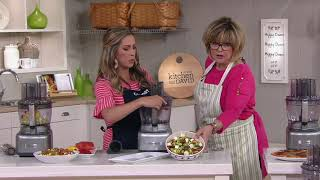Cuisinart 13-Cup Food Processor with Dicing and Spiralizing on QVC