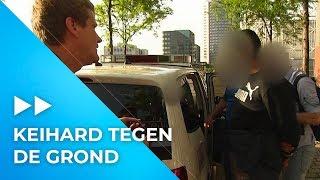 POLITIE grijpt keihard in bij OPLICHTER   Undercover in Nederland