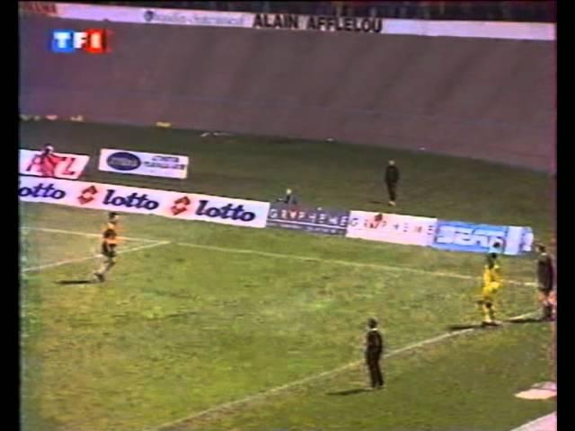 F.C Lorient - FC Nantes 0- 2 - Coupe de France 93-94