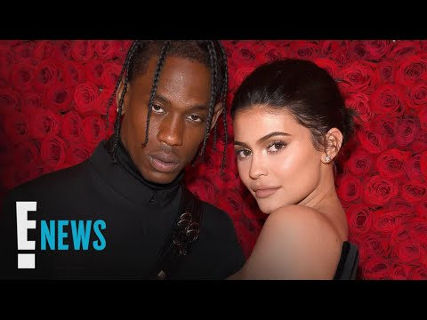Kylie Jenner Poses in See-Through Dress & Travis Scott Reacts! | E! News
