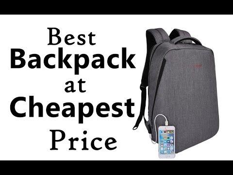 Tigernu Backpack Review. BEST WATERPROOF BACKPACK 2017. Best Backpack for Travel & College. #3MR