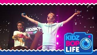 KIDZ BOP Life: Vlog # 17 - Cooper's Favorite Tour Memories