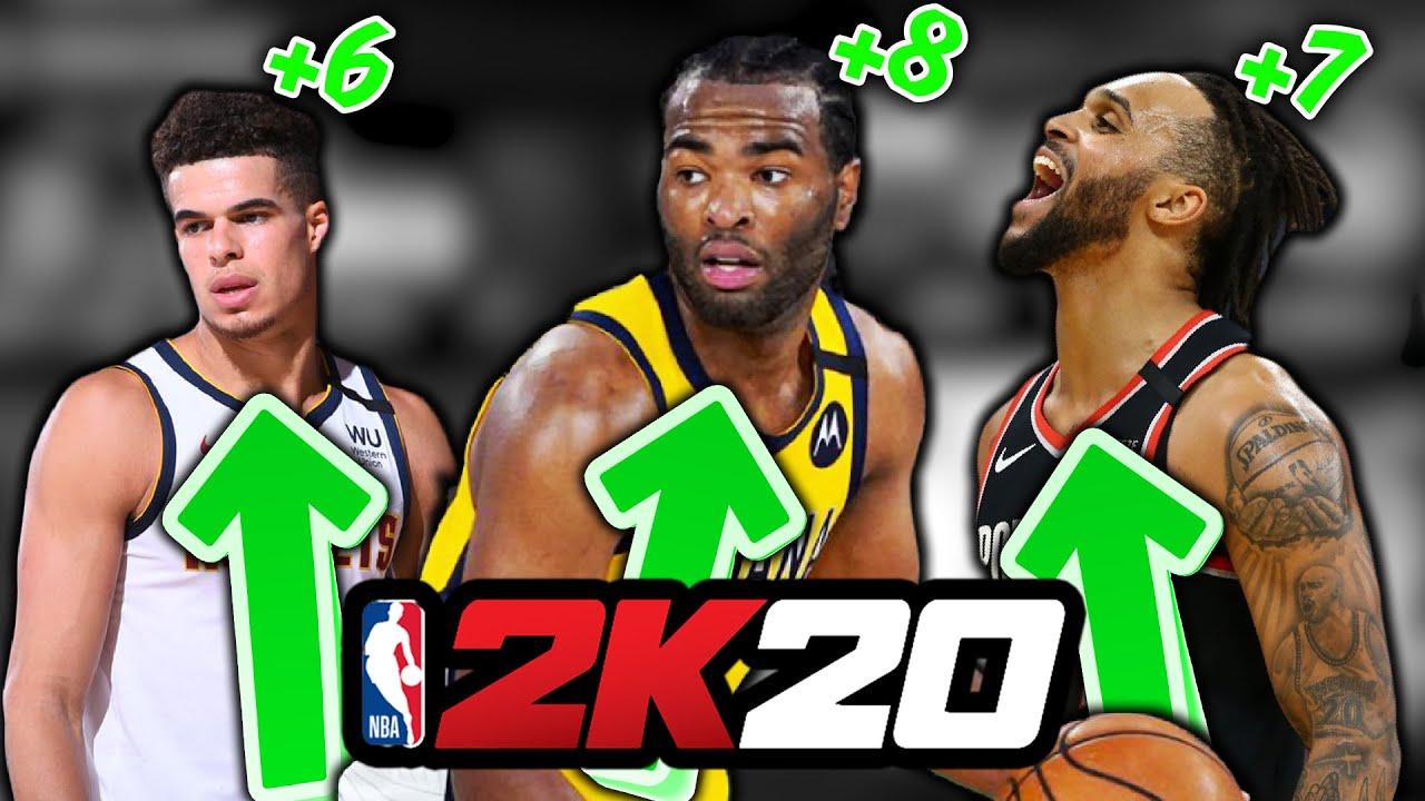 FINAL Roster Update NBA 2K20 PREDICTION