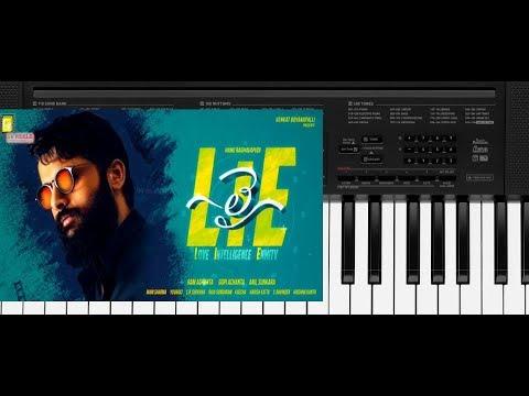 Lie Movie Bgm on Piano