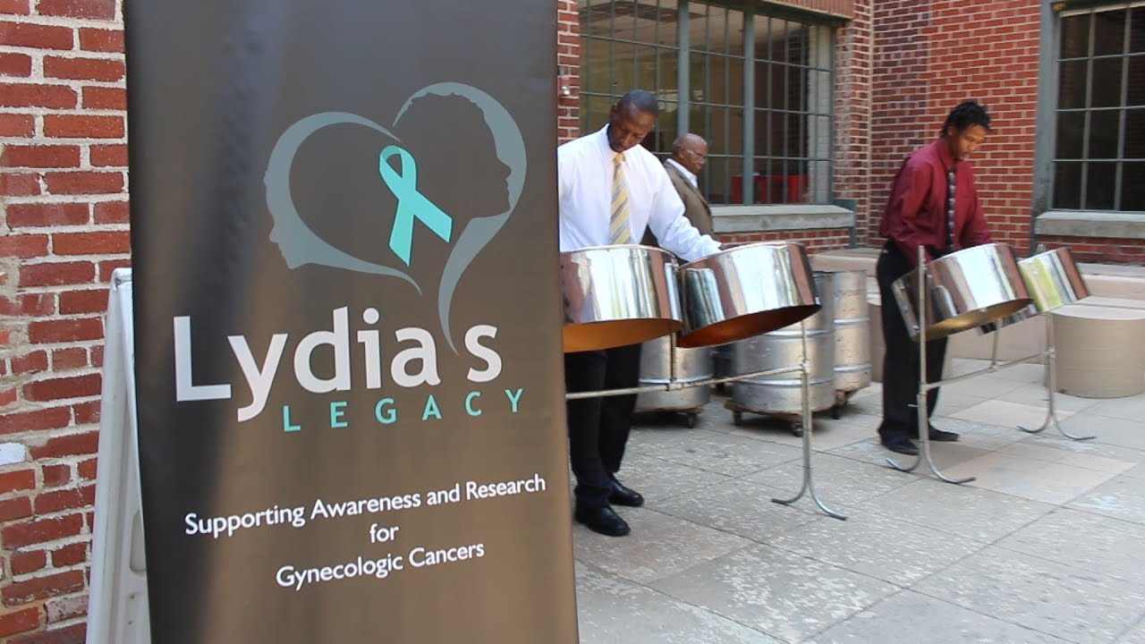 Teal Tea Party - Lydia's Legacy