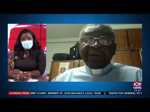 LGBTQI+: Ghana Catholic Bishops Conference ask Prez to declare his stand - Joy News Prime (19-2-21)
