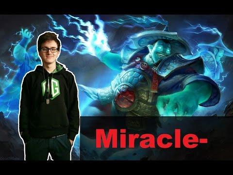 видео: miracle-  9000mmr Лучший  storm spirit ??? | Невероятный gameplay
