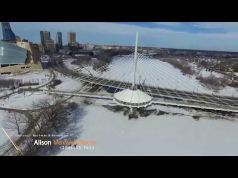 Condo For Sale - 603 290 Waterfront Drive, Winnipeg, MB - Alison Maxwell Diacos