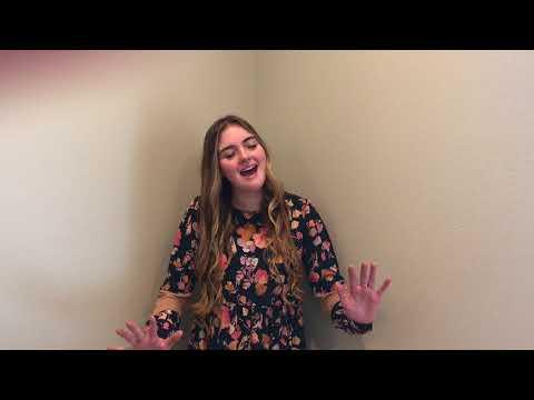 Maggie Donaldson UVU audition