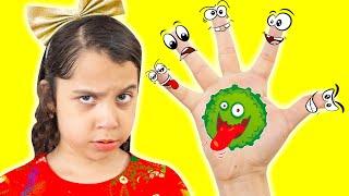 #FiqueEmCasa e Lave As Mãos #Comigo - MÚSICAS PARA CRIANÇAS | Kids song | Canciones Infantiles