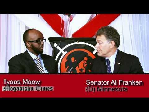 Interview with Senator Al Franken
